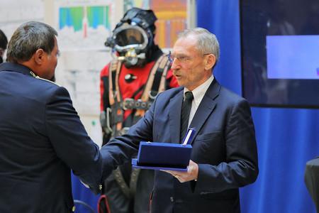 Belügyminiszteri elismerést kaptak a Hableány mentésének résztvevői