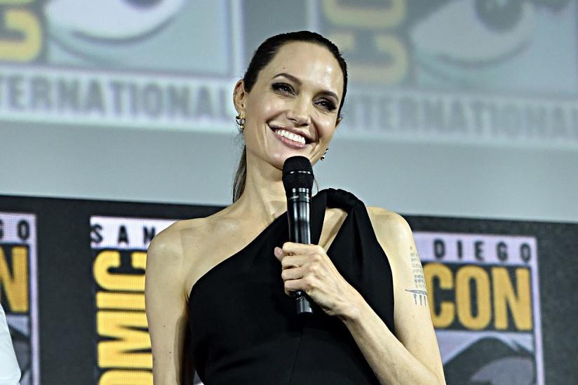 Angelina Jolie-t a The Eternals című filmben láthatjuk majd