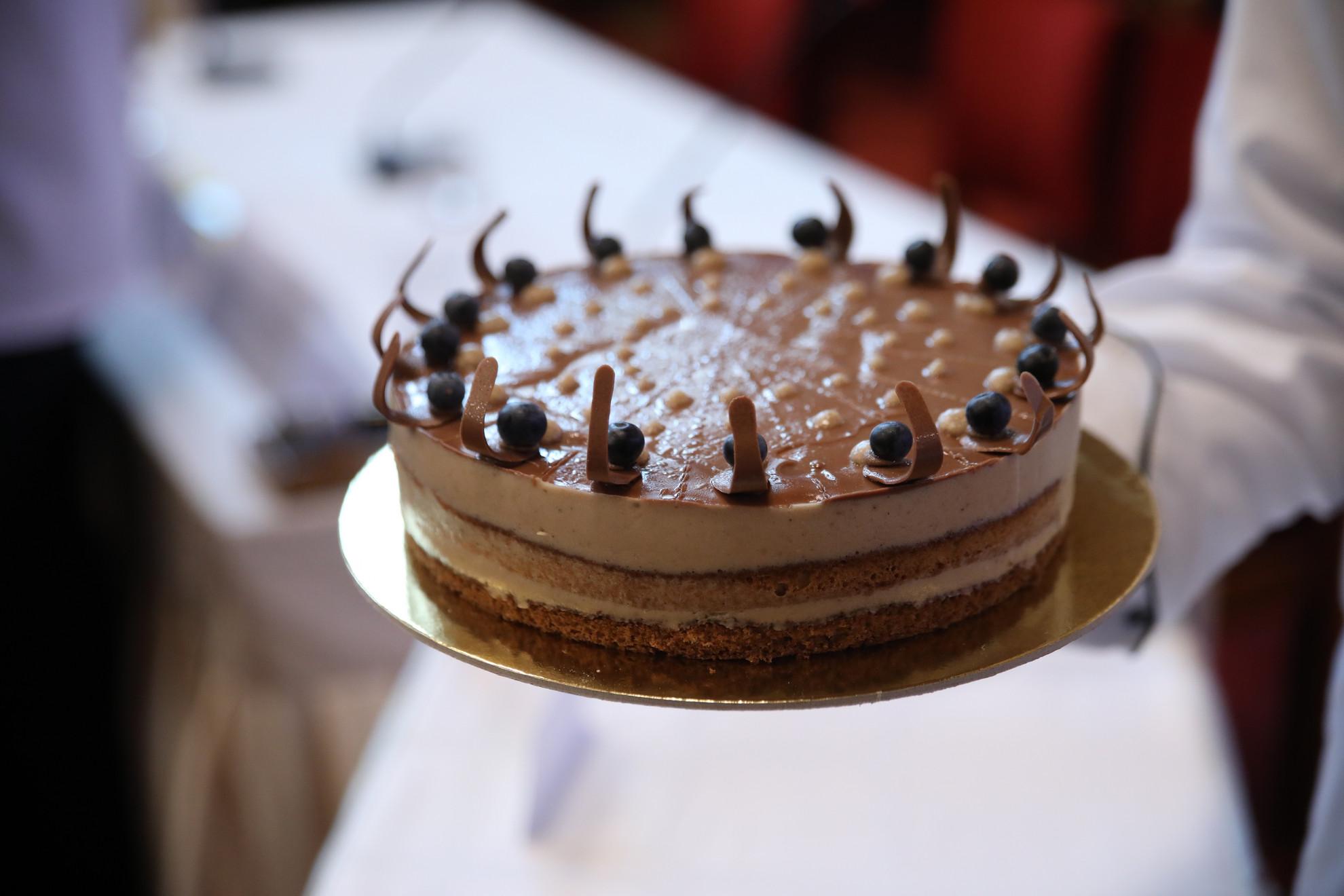 Magyarország cukormentes tortája a szegedi A Cappella Cukrászda alkotása, a Kicsi gesztenye lett
