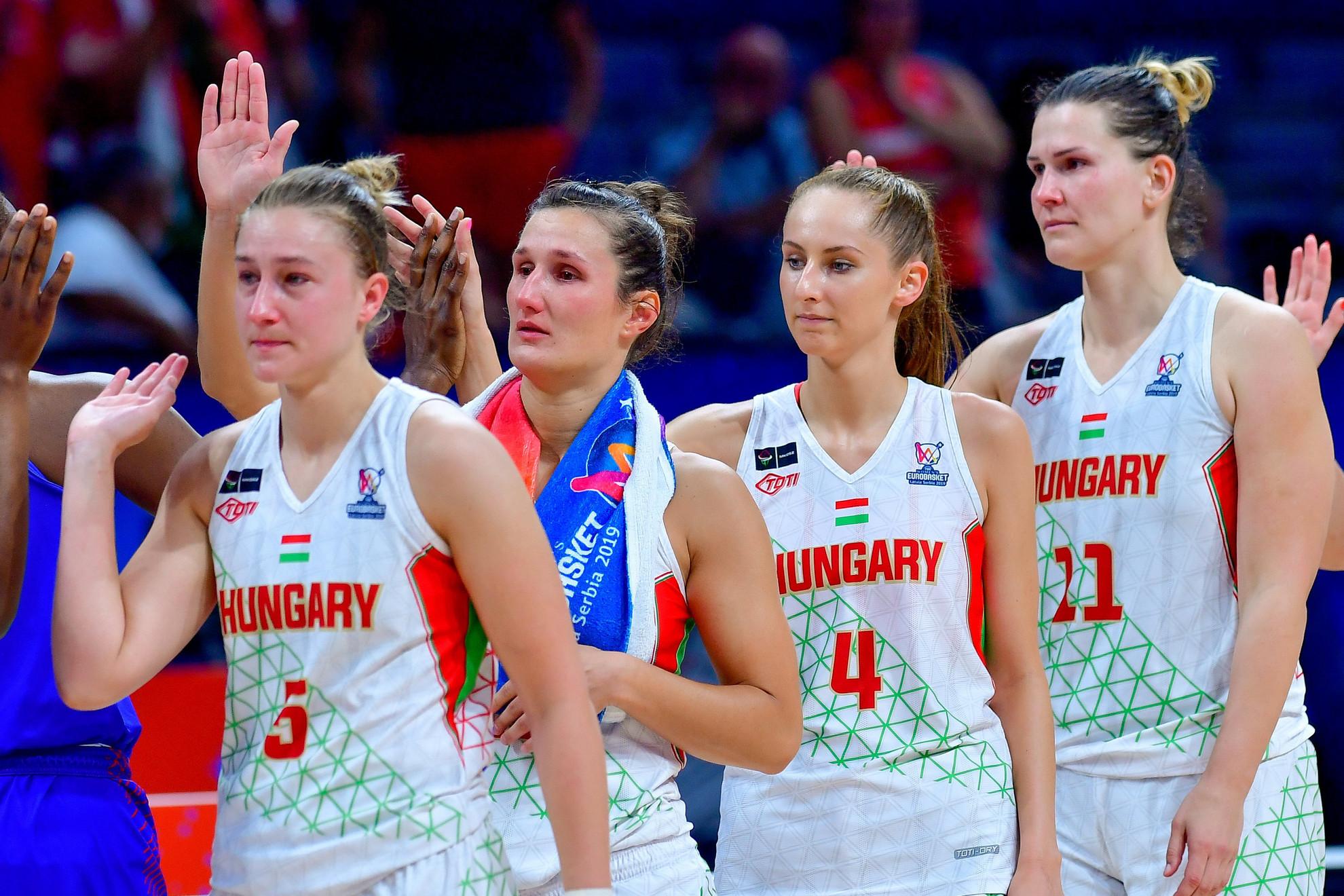 A magyar játékosok okkal voltak szomorúak a meccs után, de szombaton még egy nagy csata vár rájuk az olimpiai részvételért