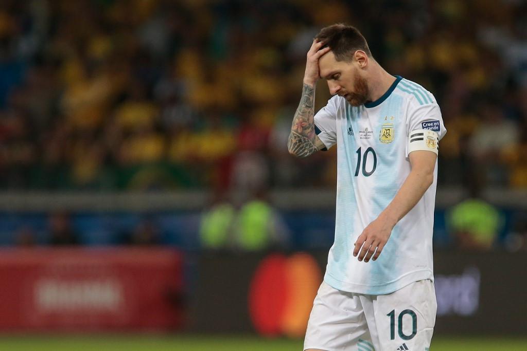 Lionel Messi ezúttal csak a kapufát találta el