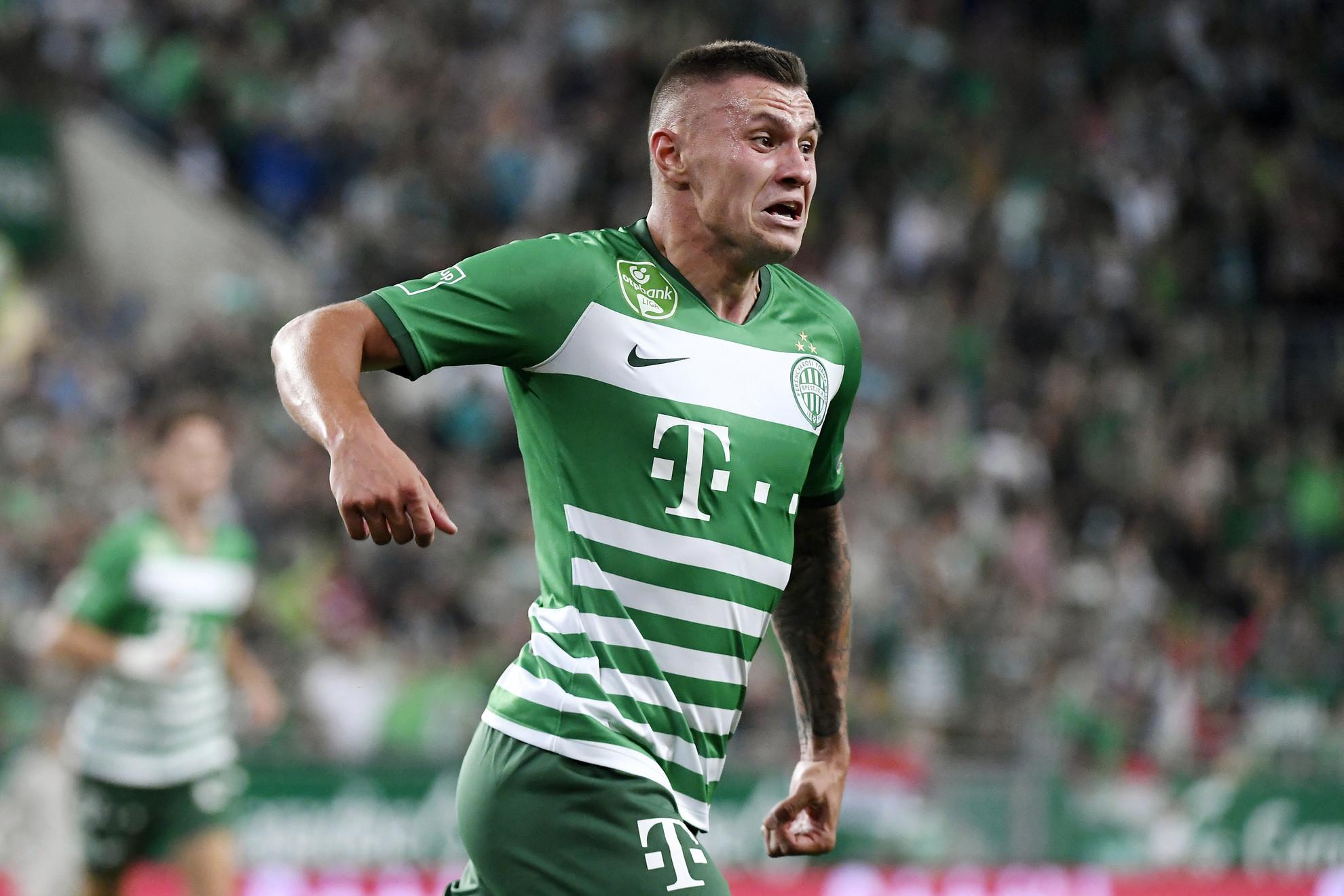 Zubkov szerezte a Ferencváros második gólját