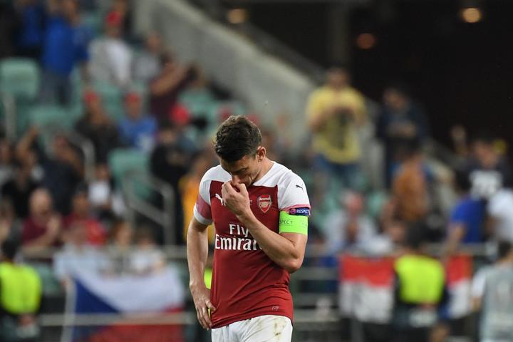 Nem hajlandó elutazni az amerikai túrára az Arsenal csapatkapitánya