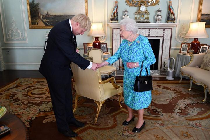 Boris Johnson az Egyesült Királyság új miniszterelnöke
