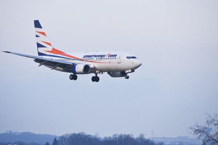 Defekt miatt kényszerleszállást hajtott végre egy repülőgép Ferihegyen