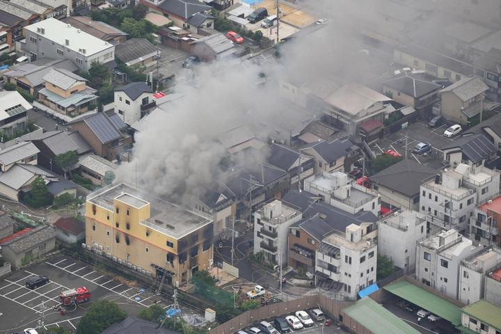 Tűzvész a filmstúdióban, rengetegen vesztették életüket a lángok között