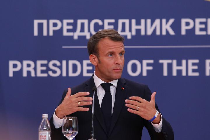 Macron: Az EU belső reformja után jöhet csak a bővítés