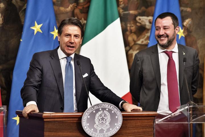 Csökkent a kormányválság veszélye Olaszországban