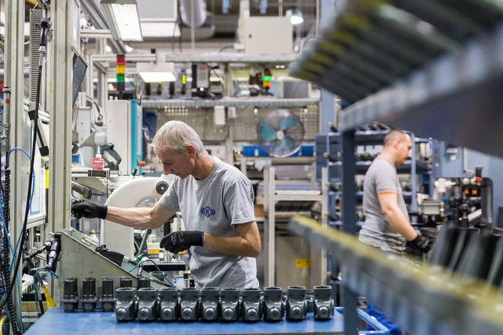 Szeptemberben is nőtt az ipari termelés