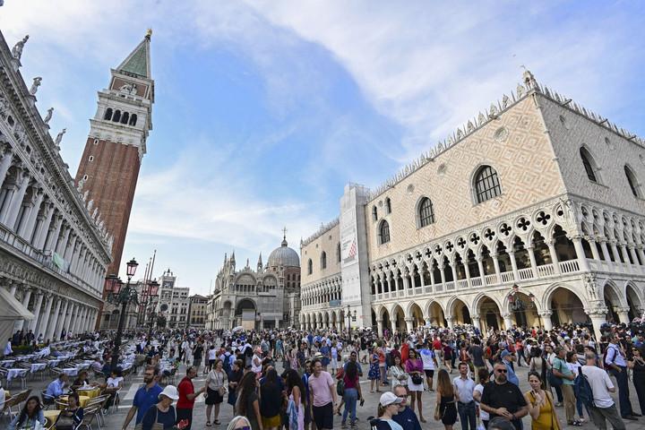 Még nem kell belépő Velencébe