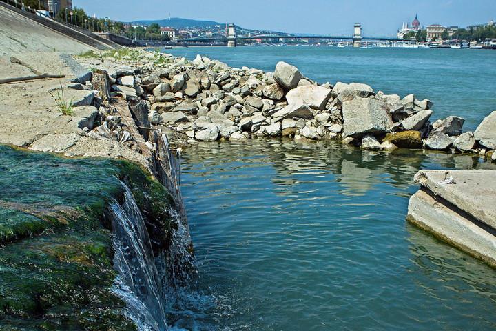 Jó állapotban van a Duna
