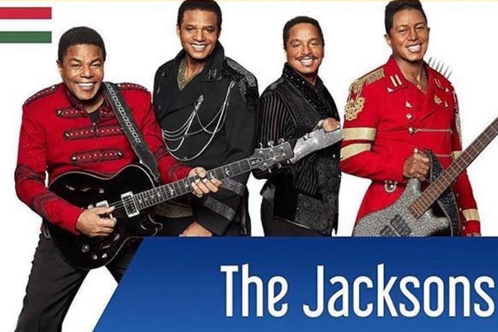 Fellép a Jacksons Magyarországon