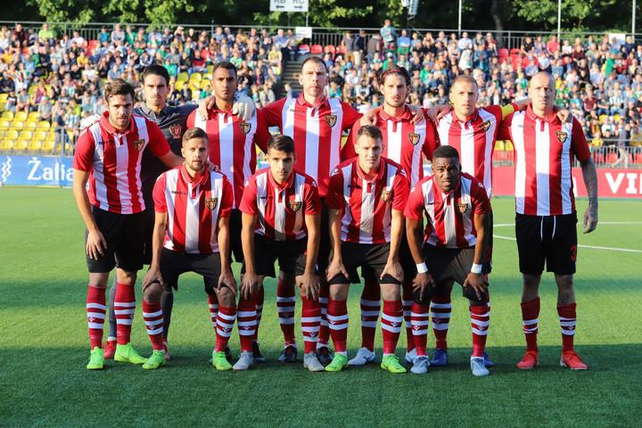 Győrben játssza hazai El-meccsét a Honvéd