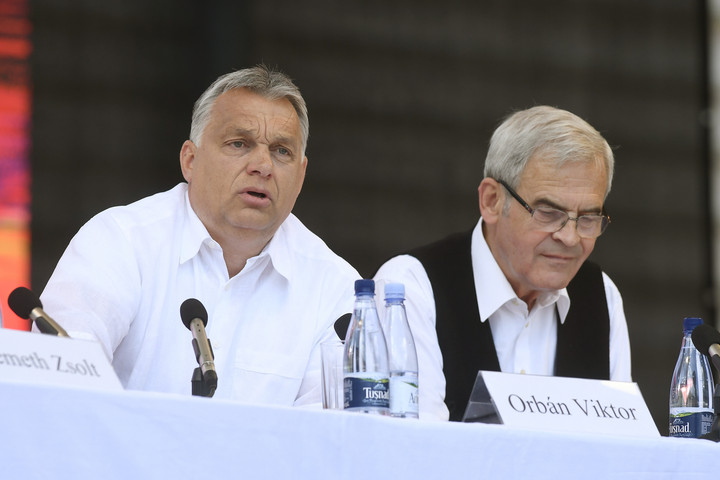 Orbán Viktor: A magyar nemzetnek megvannak azok a képességei, amelyekkel független tud maradni