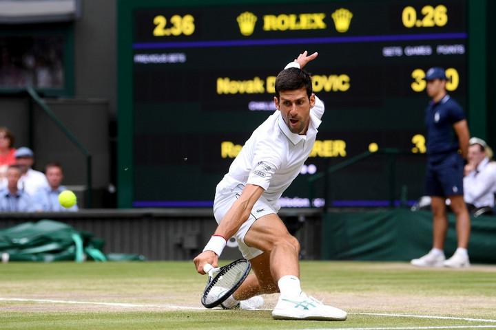 Djokovic olyat tett Wimbledonban, amire 71 éve nem volt példa