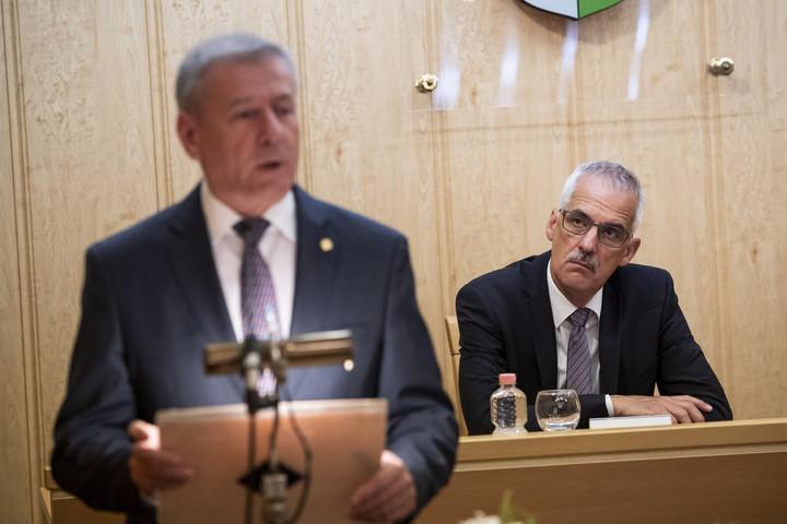 Benkő: A békefenntartó feladatok fő irányvonala továbbra is a Nyugat-Balkán