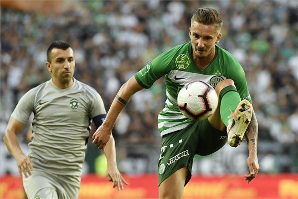 Győzött a Ferencváros a Ludogorec ellen