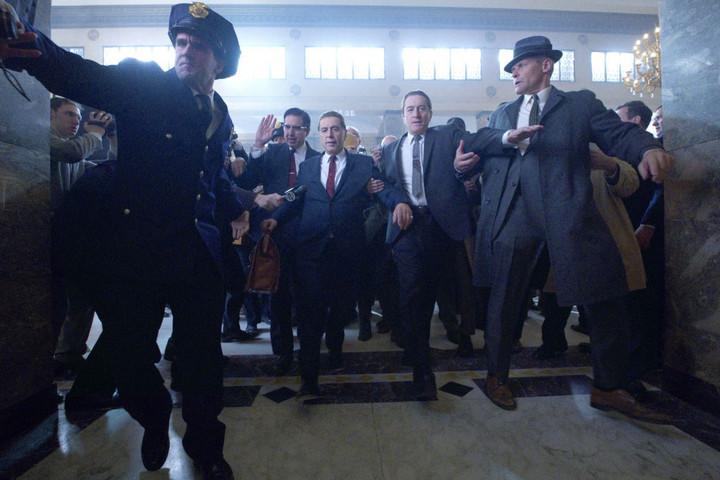 Itt vannak az első képek Al Pacino és Robert De Niro új filmjéből