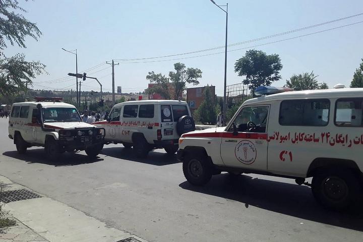Sokan meghaltak egy kabuli pokolgépes merényletben