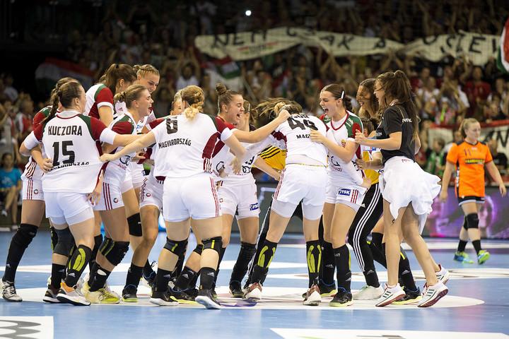 Kézilabda: Európa-bajnok a női juniorválogatott