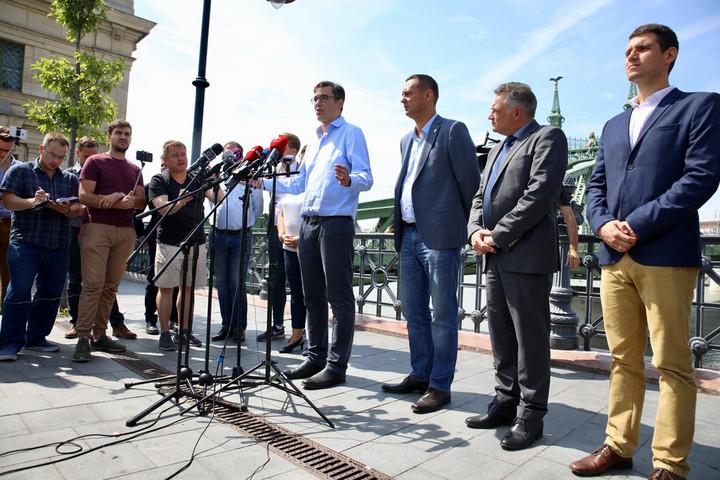 Fidesz: Karácsony Gergely teljesen alkalmatlan a főváros vezetésére