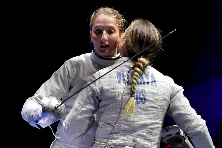 Vívás: Márton Anna hetedik a világbajnokságon
