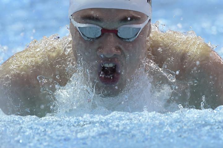 Milák és Kenderesi is elődöntős 200 méter pillangón