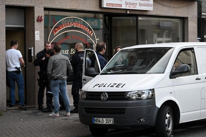 Iszlamista terrormerénylet veszélye miatt razziáztak a rendőrök Németországban