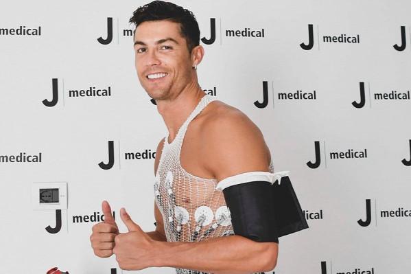 Ronaldo megkezdte a nyári alapozást