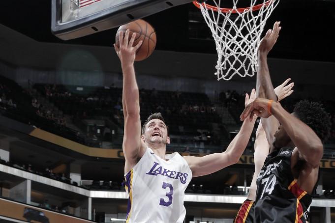 Magyar játékos volt a Lakers legjobb pontszerzője