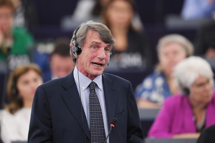 David-Maria Sassoli lett az Európai Parlament elnöke