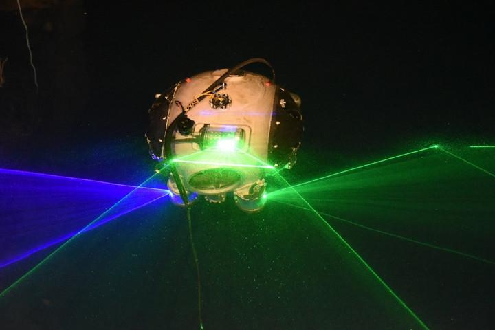 Nemzetközi piacra juthat a magyarok részvételével fejlesztett vízi robot