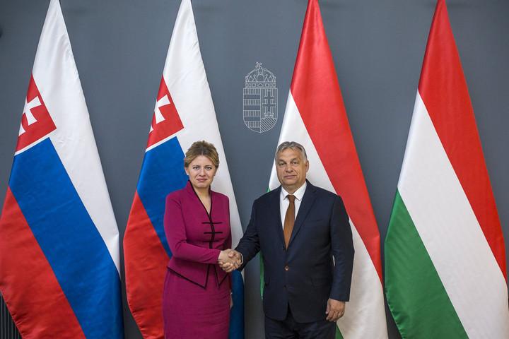 Évről évre jobb a magyar-szlovák viszony
