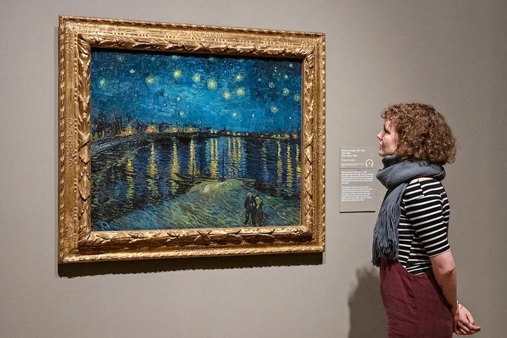 Van Gogh és kései utódai a Temzénél