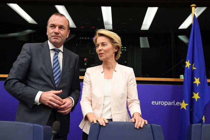 Weber: Von der Leyen megválasztása új kezdetet jelent Európa számára