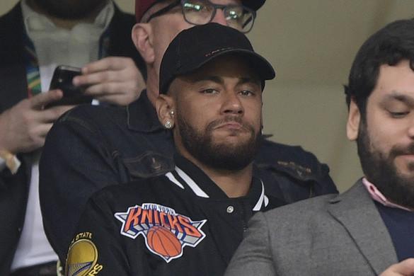 Neymar nem jelent meg a PSG első edzésén
