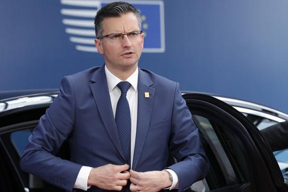 Szigorít határvédelmén Szlovénia