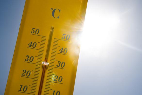 Sorra dőlnek meg a hőségrekordok Európában