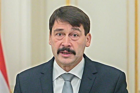 Áder János a georgiai ortodox egyház vezetőjével találkozott