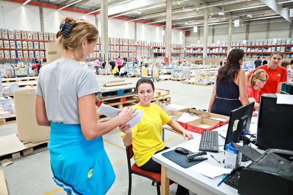 Bevált és népszerű a diákmunka a kiskereskedelemben