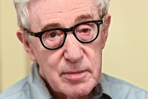 Woody Allen peren kívül megállapodott az Amazonnal