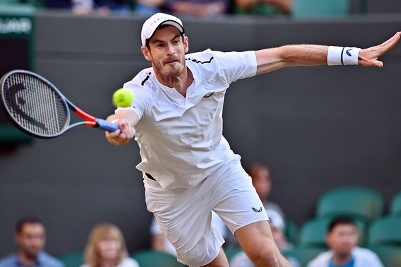 Andy Murray sikerrel járó párkeresése
