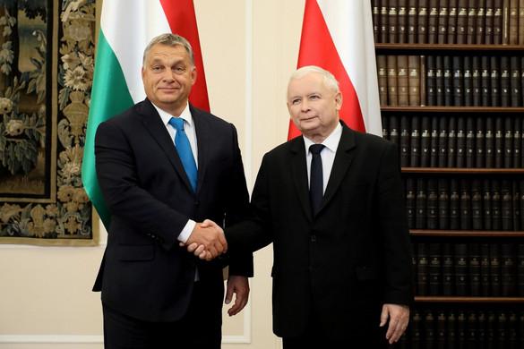Orbán és Kaczynski megkerülhetetlenné vált Brüsszelben