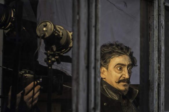 Újraforgatták a világ első Drakula-filmjének jeleneteit Kolozsváron