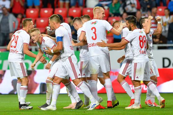 Háromgólos győzelemmel kezdett a Debrecen az El-ben