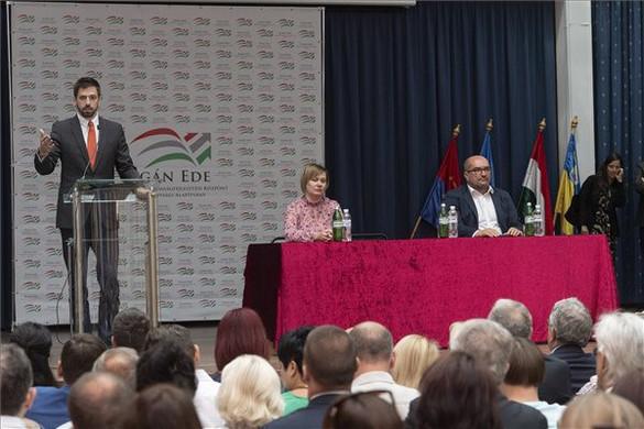 Magyar Levente: Töretlenül hisszük, hogy a kárpátaljai magyarságnak van jövője