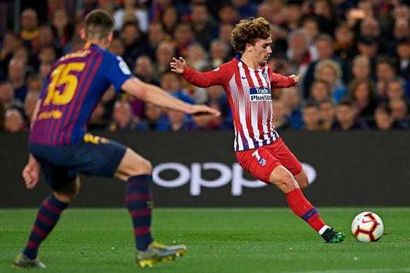Griezmannt  rejtegetni akarja a Barça