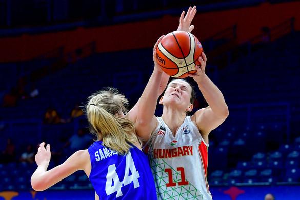 Kosárlabda: Kikaptunk a britektől, de még élnek az olimpiai remények