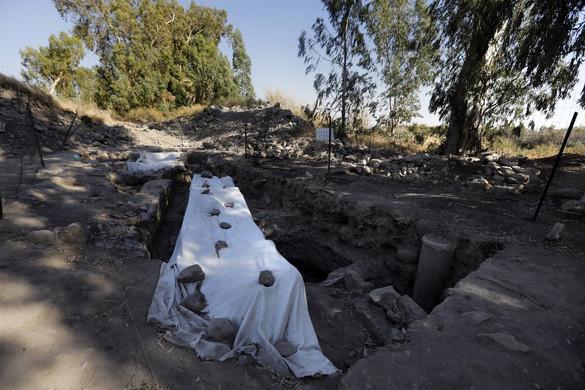 Megtalálhatták Péter és András apostol faluját Izraelben
