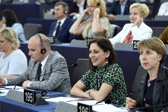 Fontos területekért felel Járóka Lívia EP-alelnökként